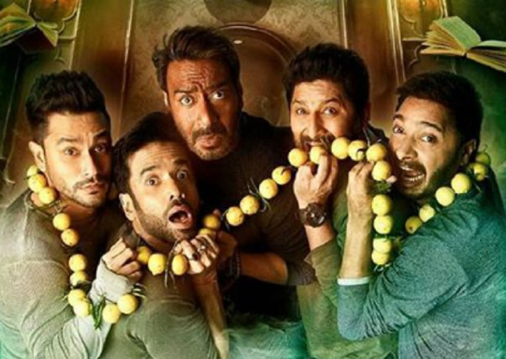 Golmaal Again Makes Five Records With Box Office Collection Crossing 300 crore mark worldwide