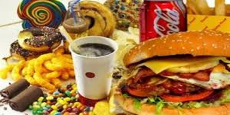 Junk food will be closed in colleges