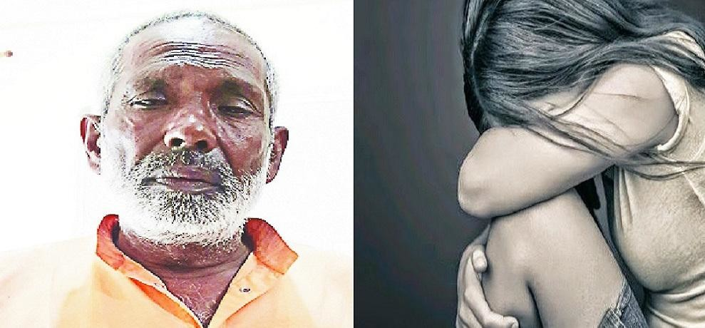 Dhongi Baba kidnapped girl and took Haridwar, rape