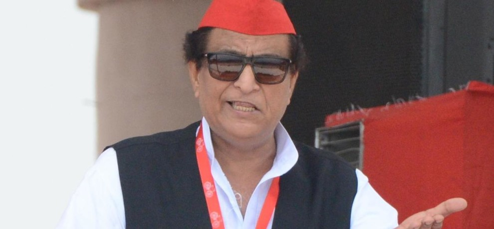 azam khan was missing from samjwadi party meeting