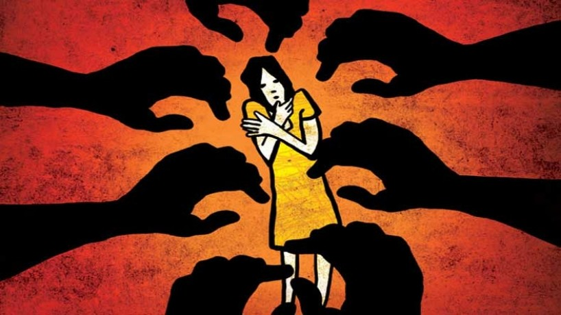 Gang rape in UP after allegedly made to consume liquor