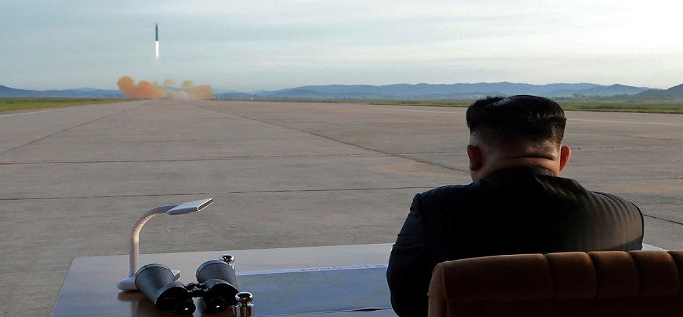 North Korea hydrogen bomb test over Pacific ocean can push North Korea US to actual war