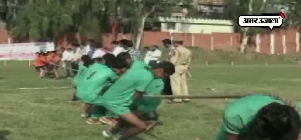 J&K POLICE ORGANISES 'SPORTS MELA' TO BRING OUT HIDDEN TALENT OF LOCAL YOUTH