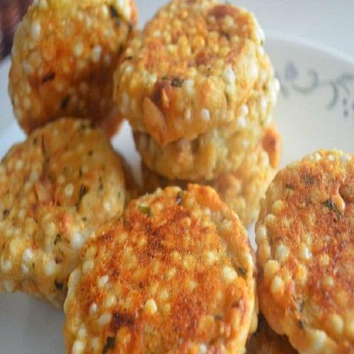 Try this Sabudana Vada recipe during the Navratri fast