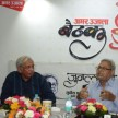 Sudhish Pachauri and Ashok Vajpeyi took a great initiative for the amar ujala baithak