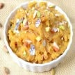 try this aloo halwa during the Navratri fast