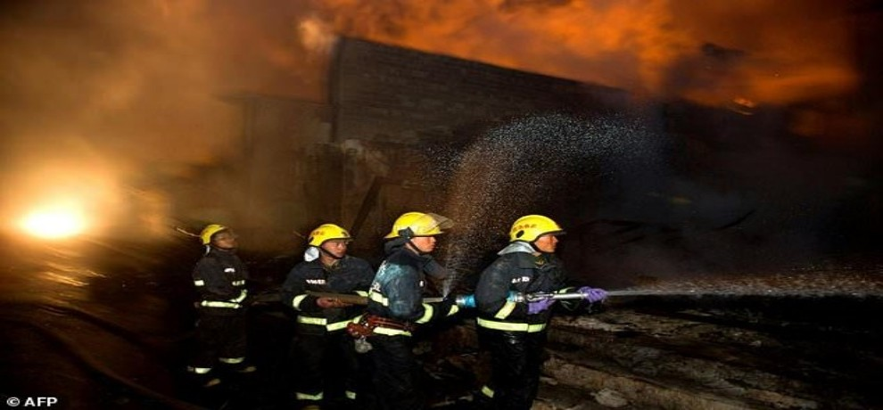 Eleven killed in China house fire