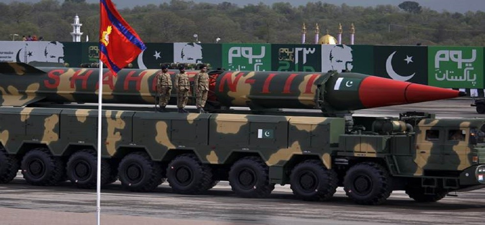 Terrorist in pakistan may steal hidden nuclear weapon