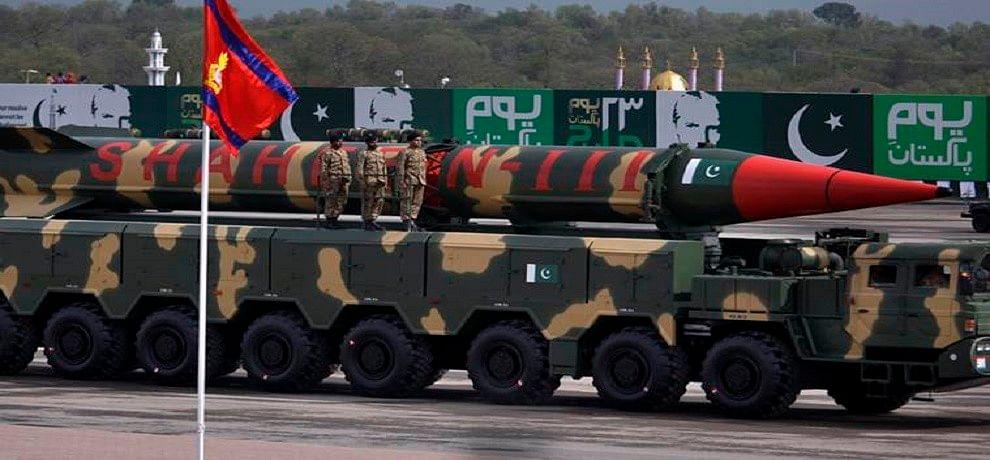 Terrorist in pakistan may steal hidden nuclear weapon