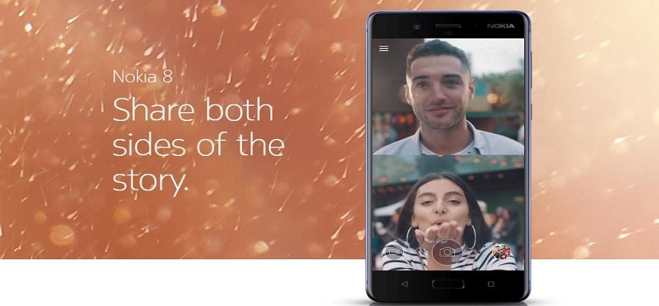 Nokia 8 launched With Dual Zeiss Camera in India, Know price and specification