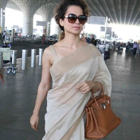 kangana ranaut has Perfect airport style these pictures will make you believe