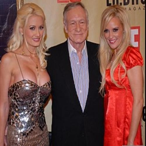 See the pictures of Playboy Magazine founder Hefner life