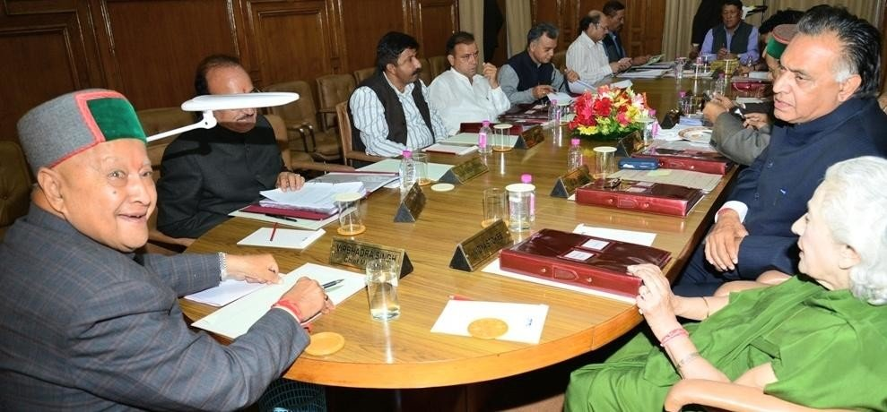 cabinet meeting of himachal govt will held on 4th october