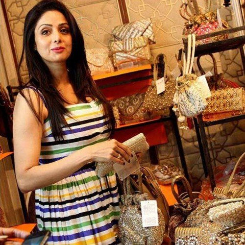 Sridevi Birkin bag costs a whopping Rs 8 lakh at Mana Shetty Charity exhibition