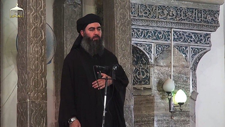Abu bakr al baghdadi was wounded in north syria, cnn according to US officials