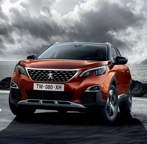 Peugeot 3008 SUV Coming to India to Compete Hyundai Creta and Renault Duster