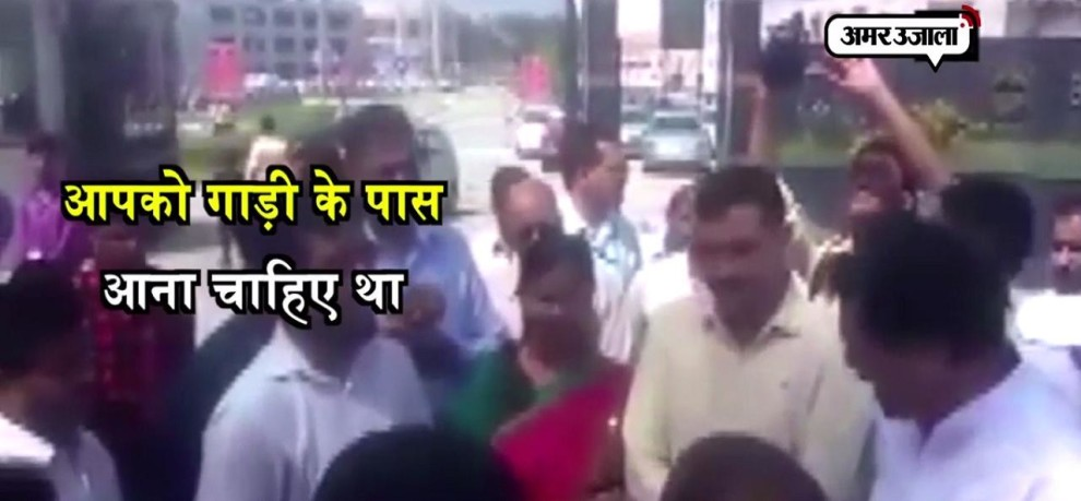 UTTARAKHAND ASSEMBLY SPEAKER PREMCHAND AGGARWAL MISBEHAVES AND THREATENS GOVERNMENT OFFICER