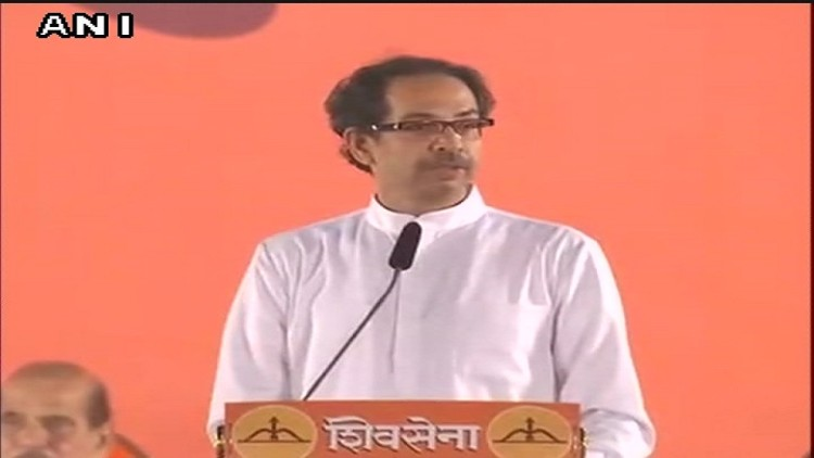 shiv sena chief Uddhav Thackeray to attack on bjp in dusshera rally