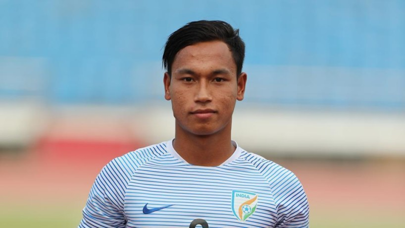 Amarjit Singh surprised at being picked India captain in FIFA U-17 World Cup