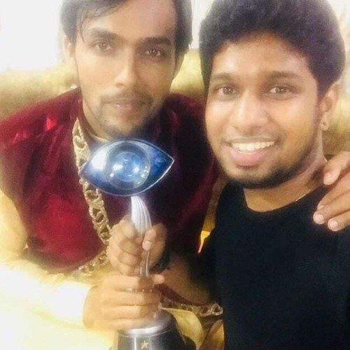 Aarav beats Snehan to take home the trophy of kamal hasaan hosted bigg boss tamil