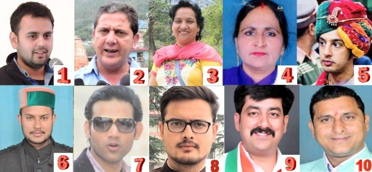 himachal assembly election new faces to contest polls
