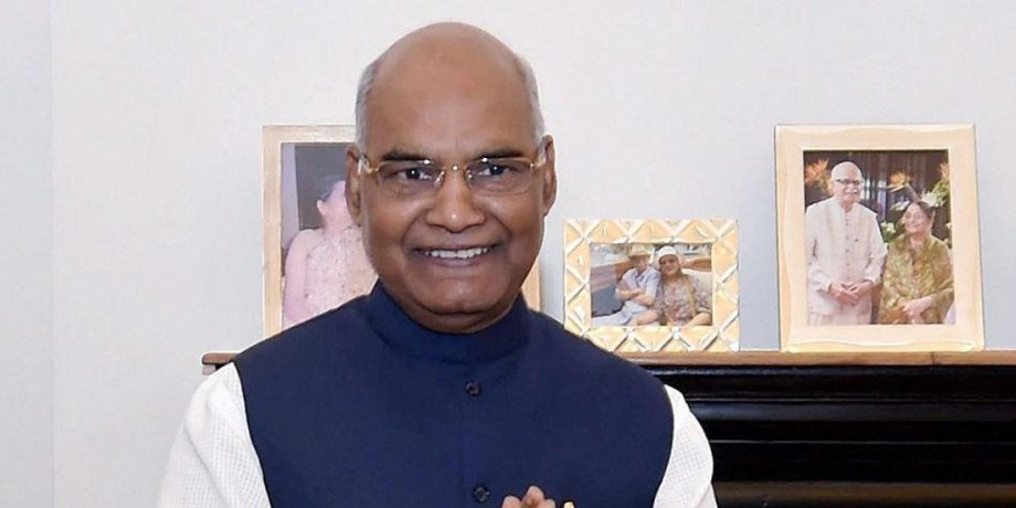 Ramnath kovind's life in Poverty