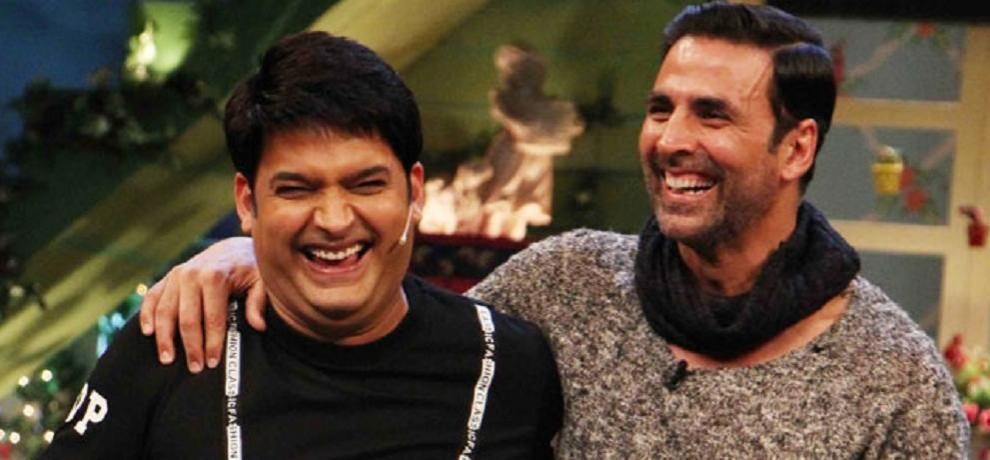 Kapil sharma cancels Firangi promotion shoot with Akshay Kumar on Great Indian Laughter Challenge