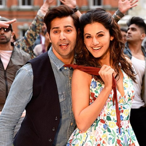 three days box office collection of varun dhawan jacqueline and taapsee pannu starrer judwaa 2