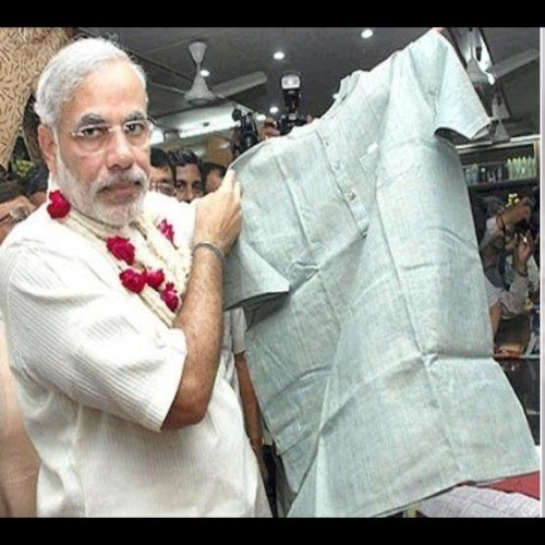 First Khadi for Nation, now Khadi for Fashion