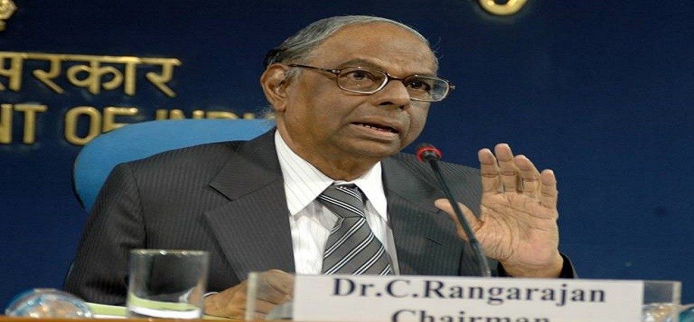 Rangarajan says government needs to take quick measures to push the Economy