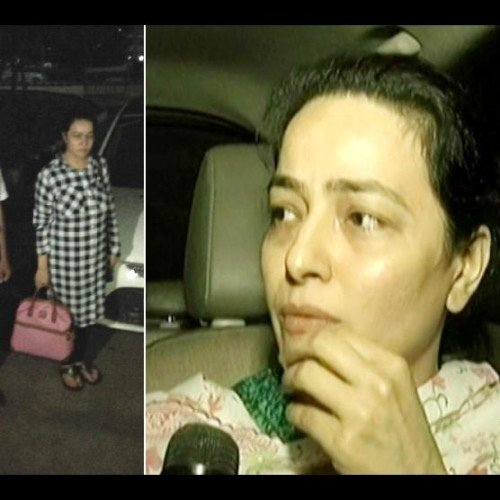 Honeypreet in police custody, claims innocence