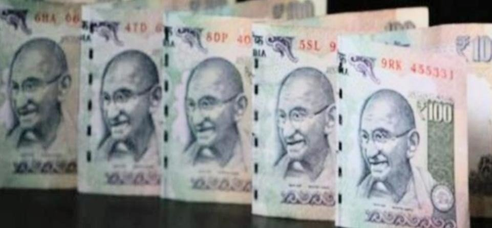 rbi to release 100 rupees new note next year by april
