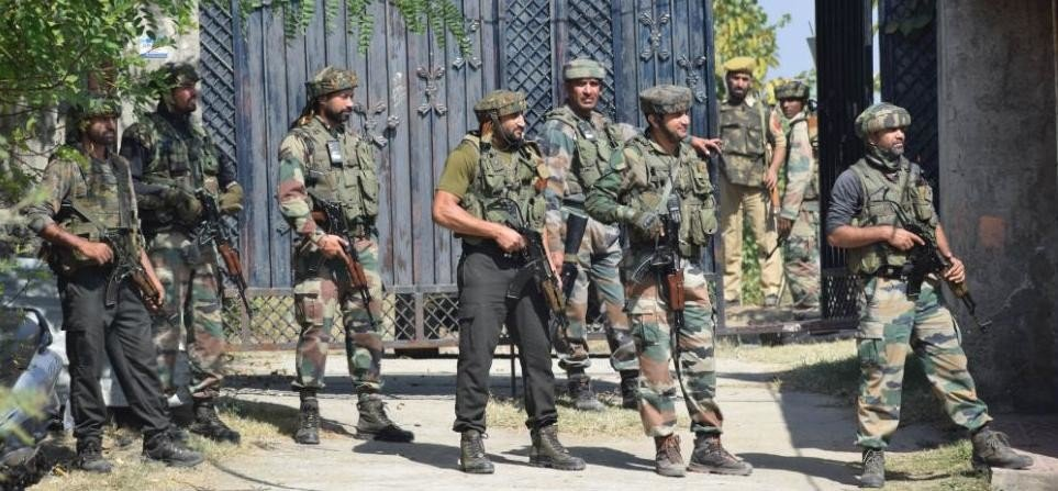 150 terrorists were killed till Till October 3 this Year