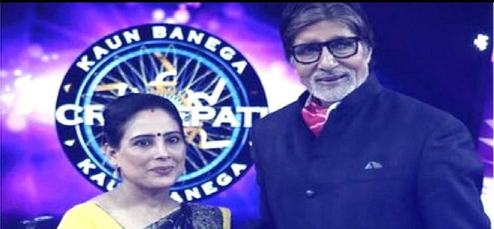 know about kaun banega crorepati 9 winner Anamika Majumdar