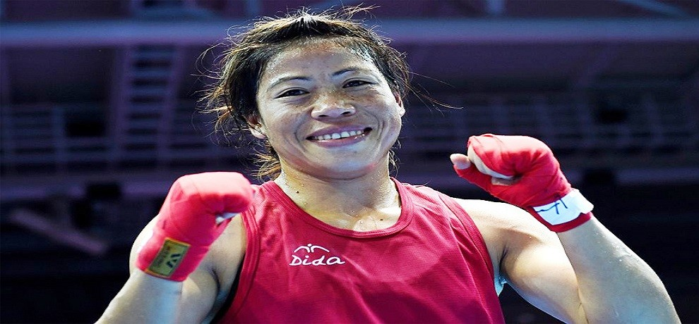 mary kom gets spot in team india in asiad championship