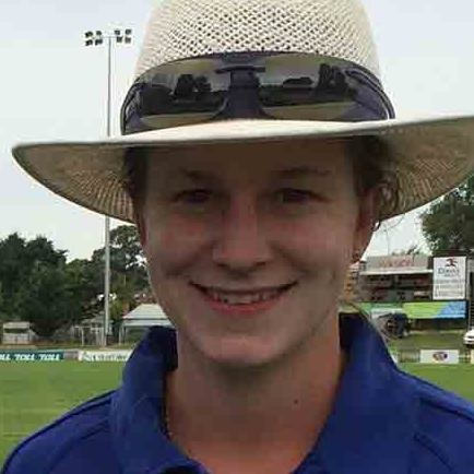 claire polosak set for umpiring debut in australia