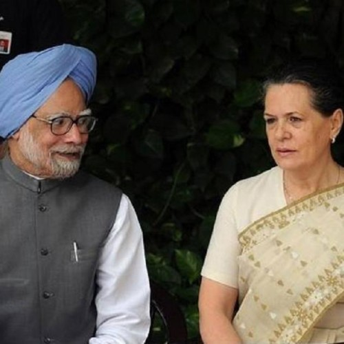 Italian & Hollywood actor portray the character of rahul and sonia gandhi in movie on manmohan singh