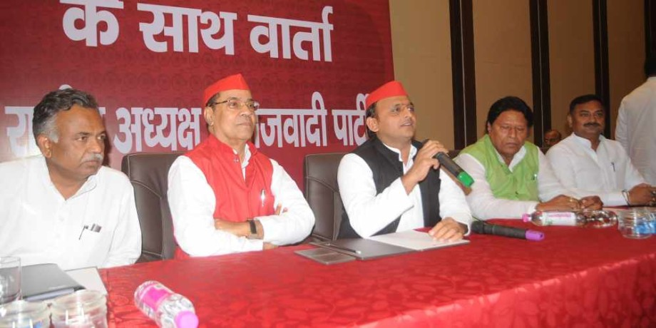 akhilesh yadav attack on bjp over tajmahal issue