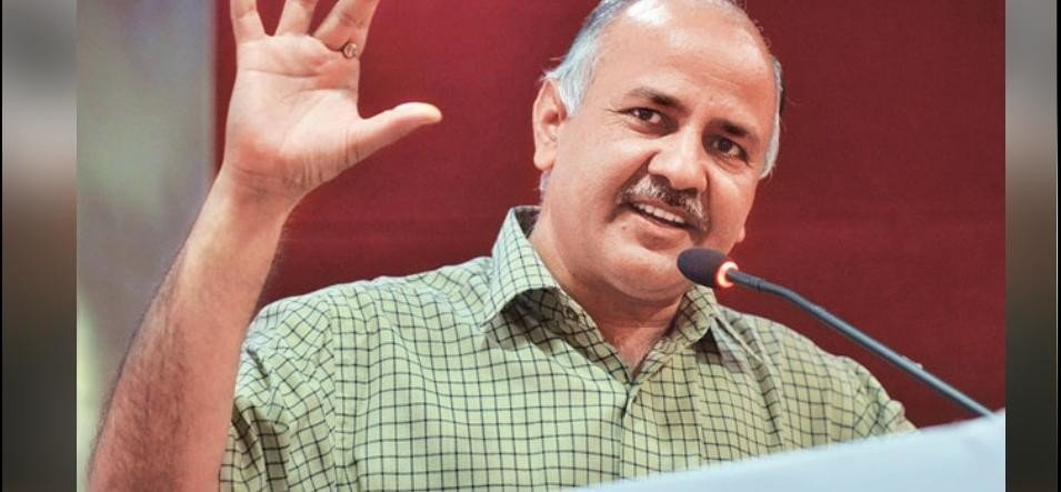 delhi deputy cm manish sisodia attack on pm modi on economical crisis