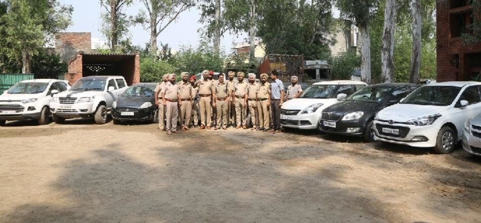 Crores of cars-motorcycles recovered, 2 arrested in landra