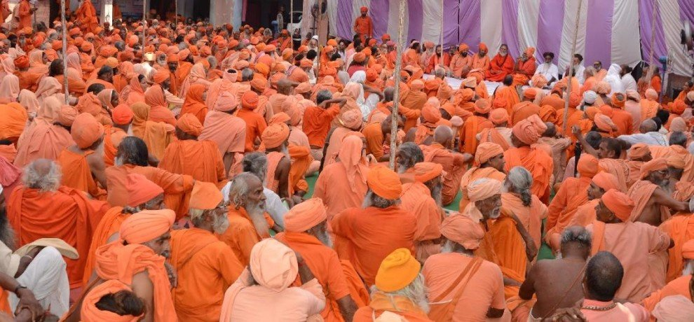Akhara Parishad says about saints criminal record