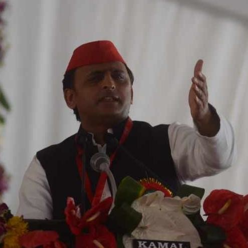 when akhilesh yadav punished during school days