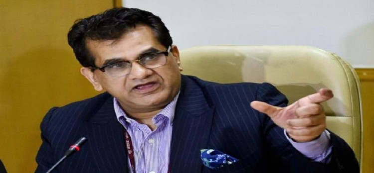 Amitabh Kant said States can't tell people what to eat and drink