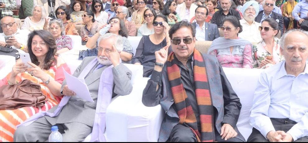 litfaste started in the memories of late khushwant singh at kasauli