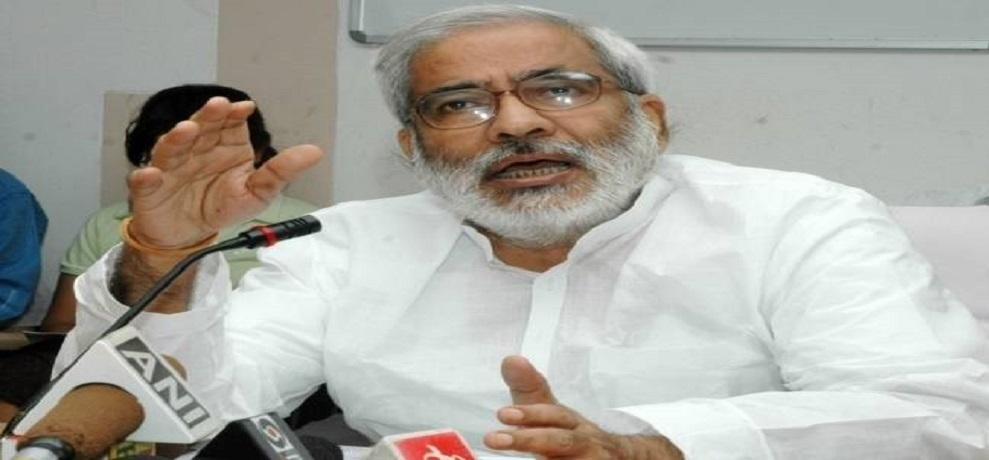 No democracy in  RJD  all posts are already fixed says raghuvansh