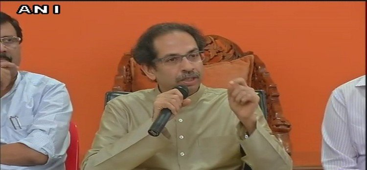 Uddhav Thackeray slams Modi Government on GST Council Changes