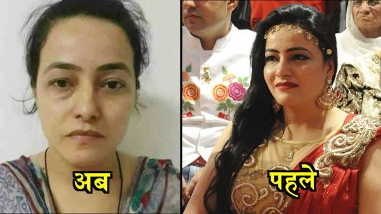honeypreet insan first day in Ambala jail