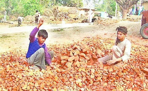 Who will calculate hundreds of child laborers ...
