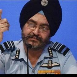 एयरचीफ मार्शल बोले- चीन-पाक से एक साथ निपटने को तैयार है भारतीय वायुसेना