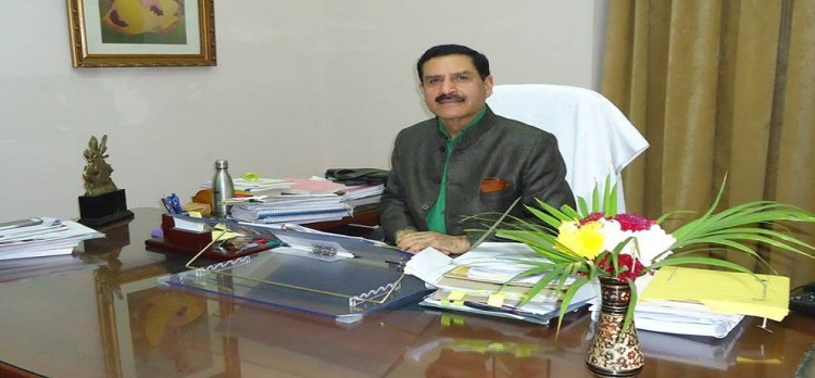 Allahabad University Vice Chancellor, Hanglu